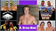 Brian Blair Says Iron Sheik Was Mad Because Blair Stretched Him