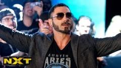 Report: Austin Aries Backstage At AEW Dynamite