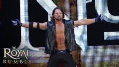 AJ Styles Reflects On His WWE Debut In The 2016 Royal Rumble: 'It Couldn't Have Been Any Better'