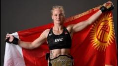 Report: Valentina Shevchenko vs. Joanne Calderwood Title Fight Set For UFC 251 In June