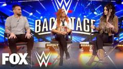 WWE Backstage 1/21 Viewership Back Over 100,000 Viewers