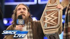WWE Releases Eco-Friendly Daniel Bryan T-Shirt