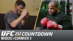 Watch: UFC 252 Countdown: Miocic vs Cormier 3