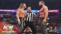 AEW-NXT Commercial, Dynamite Highlights, Total Divas Viewership | Fight Size Update