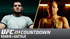 Watch: UFC 254 Countdown: Khabib vs Gaethje
