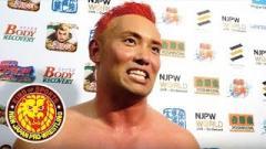 NJPW 'Road To Tokyo Dome' Results (12/14/18): Kazuchika Okada Takes On Gedo, Bullet Club Competes