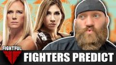 Fighters Predict: Holly Holm vs. Irene Aldana | UFC Fight Island 4