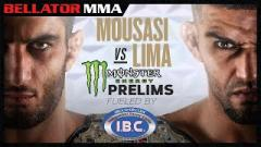 Watch: Bellator 250: Mousasi vs. Lima Prelims Live Stream