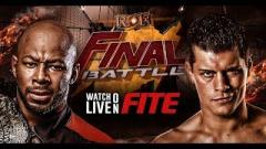 ROH Final Battle To Be Four Hours, Updated Card