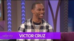 Victor Cruz Recalls Getting Tackled By Enzo Amore In A High School Football Game