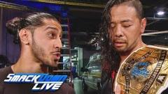 Ali Says Feud With Shinsuke Nakamura Has Been Dropped