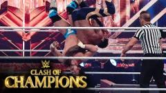WWE Clash Of Champions 2020: Raw Tag Team Titles - Street Profits vs. Angel Garza Result
