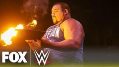 Keith Lee Debuts New Theme Song (Which He Sings On And Wrote) At Survivor Series 2020