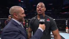 Greg Hardy Claims Juan Adams Conducted Himself Like A Child At UFC San Antonio
