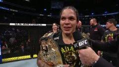 Amanda Nunes & Felicia Spencer Want Upcoming Title Bout Moved To Florida
