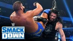 Roman Reigns Takes On Robert Roode In A Tables Match On 1/17 WWE SmackDown, Stipulation Added