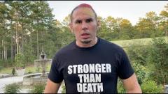 Matt Hardy Recalls Sammy Guevara Throwing A Chair At His Head On AEW Dynamite