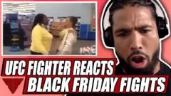 UFC Fighter Reacts To Black Friday Fights 2020 Ft. Max Griffin