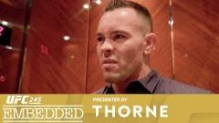 UFC 245 Embedded: Vlog Series - Episode 1: Covington Arrives in Vegas