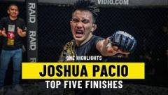 Joshua Pacio Faces Alex Silva At One Championship 107
