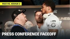 Andy Ruiz Jr. & Anthony Joshua Face Off, IBHOF Class Of 2020 Announced | Fight-Size Boxing Update