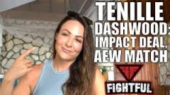 Tenille Dashwood Hopes For Taste Of Tenille Show, Discusses Getting Ahead Of WWE IP, Restrictions