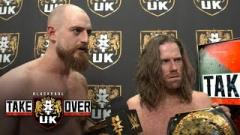 Spoiler - NXT UK Tag Team Title Bout Set For NXT UK TakeOver: Cardiff