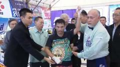 Golden Boy Promotions Signs Wanheng Menayothin, Mihai Nistor
