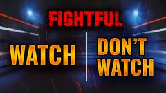 UFC 245 Watch/ Don't Watch From Sean Ross Sapp