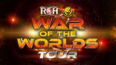 NJPW And ROH Announce War Of The Worlds Tour For May