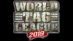NJPW World Tag League 2019 Standings