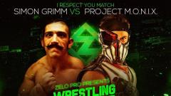 Simon Grimm vs. Project M.O.N.I.X Set For 'I Respect You' Match For Zelo Pro In April