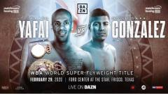 Kal Yafai vs. Roman 'Chocolatito' Gonzalez For WBA Super Flyweight Title Set For February 29