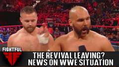 Exclusive: WWE Fears The Revival Are Finishing Up With The Company