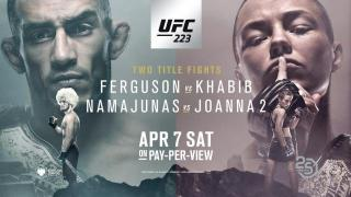 UFC 223 Results: Two Title Fights & A FOTY Candidate