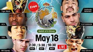 NJPW Best Of the Super Juniors 25 Day 1 Results: The A Block Kicks Off, Plus Los Ingobernables Battles Bullet Club In Tag Team Action