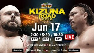 NJPW Kizuna Road 2018 Day 2 Results: The NEVER Openweight Title Is Defended, Plus Chaos Competes In Tag Team Action