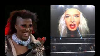 Toni Storm And Ember Moon Return To NXT After The Women's Championship Match At NXT TakeOver 31