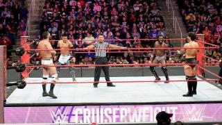 WWE 205 Live Results 11/28 Mustafa Ali & Cedric Alexander vs Tony Nese & Drew Gulak & More!