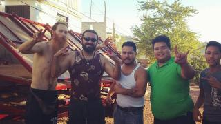 PRO SERIES: Wrestling On The Street Of México For $42.26 Part V: Bawling en el Baño