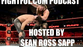 Fightful Wrestling Podcast (2/1): SRS And Jimmy Van Talk Royal Rumble Week And More!