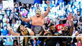 WWE 205 Live Results 10/10 A New Cruiserweight Champion Begins His Reign!