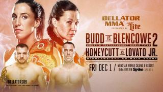 Bellator 189 Results: Budd vs. Blencowe For The Featherweight Women's Championship