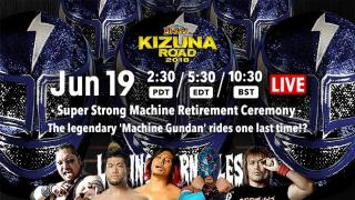 NJPW Kizuna Road 2018 Day 4 Results: The Career Of Super Strong Machine Officially Comes To An End