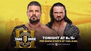 WWE NXT Takeover Brooklyn III Results