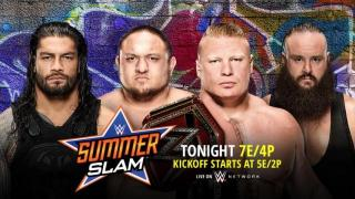 WWE Summerslam Live Coverage & Discussion, KICKOFF STREAM