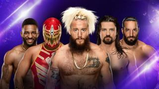 WWE 205 Live Results 9/5 Fatal Five Way Number One Contender Match & More!