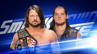 WWE Smackdown! Live Results 9/19 AJ Styles Defends His WWE United States Championship Against Baron Corbin & More!