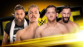 WWE NXT Results 9/20 reDRagon vs Moustache Mountain & More!