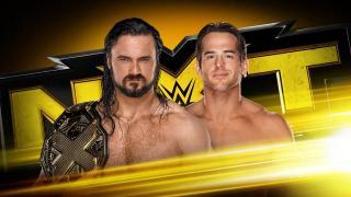 WWE NXT Results 10/4 Drew McIntyre vs Roderick Strong WWE NXT Championship Match, Kairi Sane, Lio Rush & More!